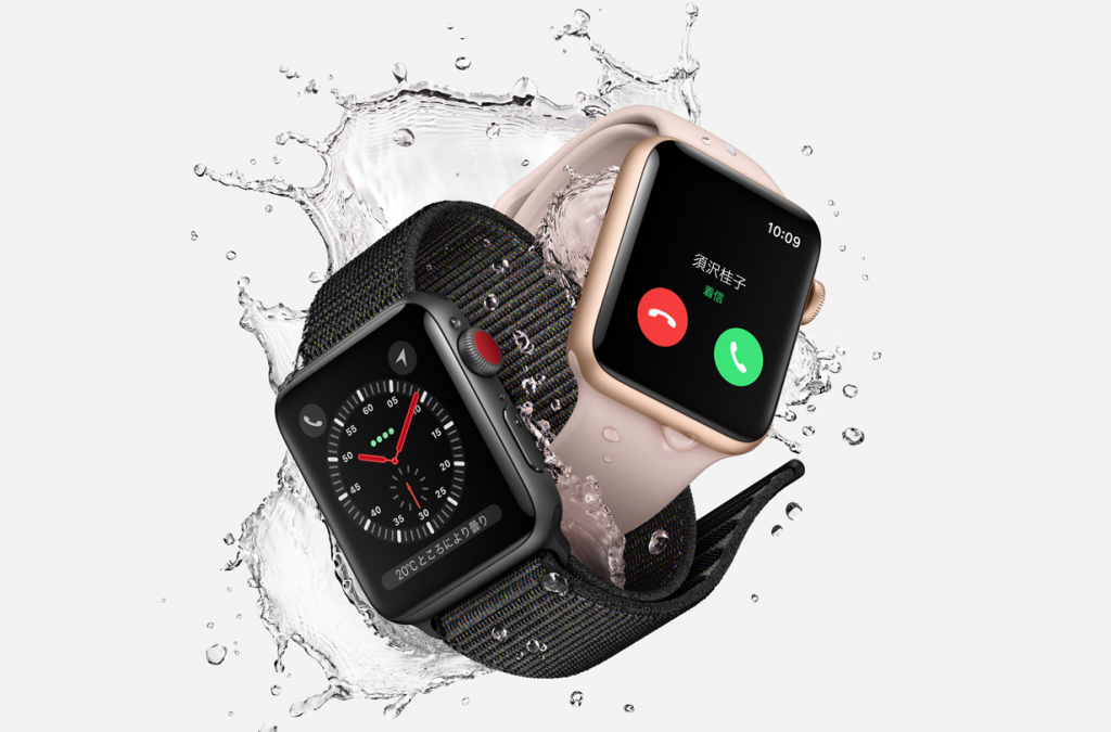 Apple Watch Series 3の画像