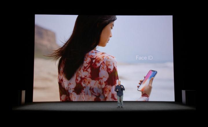 Face IDの画像