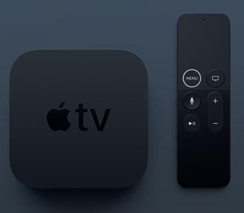 Apple TVの画像