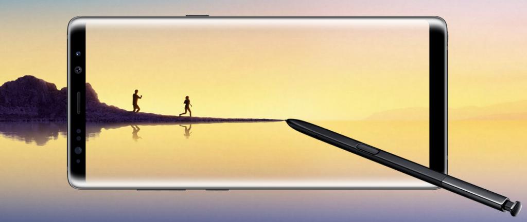 Galaxy Note 8の画像