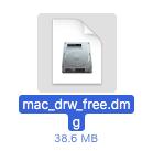 ダウンロードしたファイルの画像
